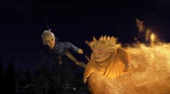 DreamWorks Animation / Rise of the Guardians