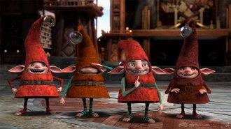 Santa's elves / Rise of the Guardians / DreamWorks Animation