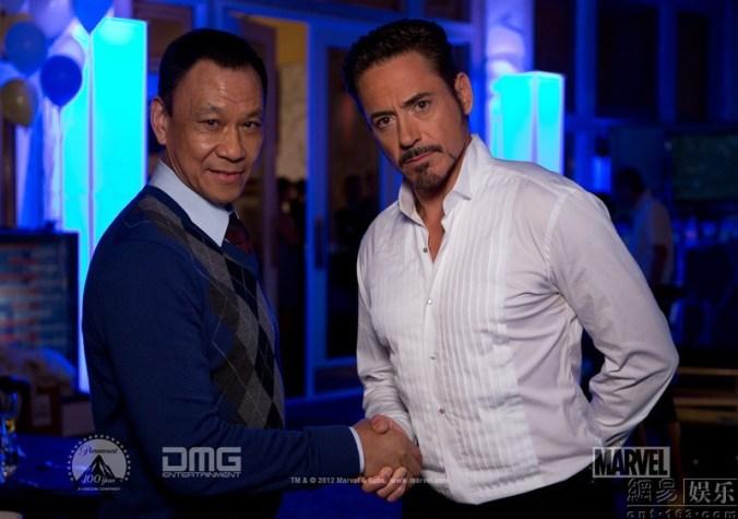 Iron Man 3 Images & Wang Xueqi Cast