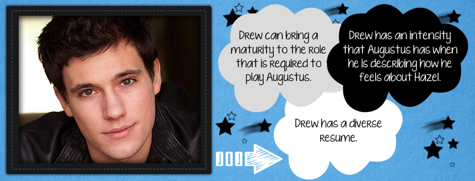 The Fault in Our Stars casting: Who should play Augustus?