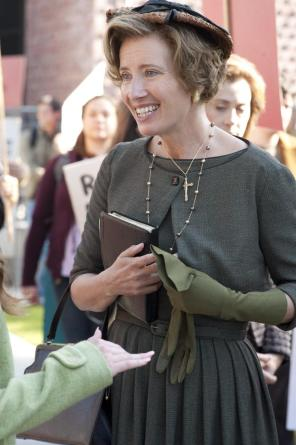 Mrs. Lincoln (Emma Thompson)