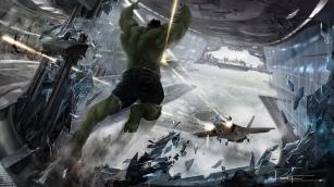 Avengers concept art courtesy of Rodney Fuentebella