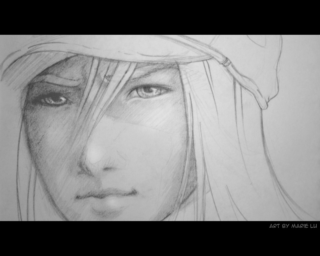 Day's Face by *mree on deviantART