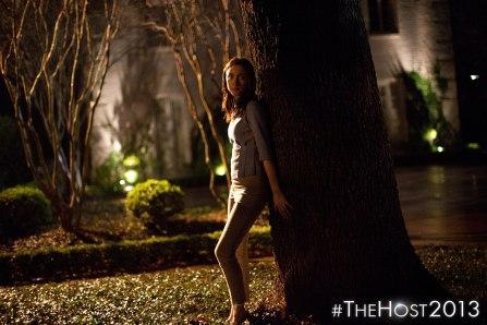 Saoirse Ronan as Melanie Stryder - image at Edward's Meadow