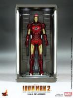 Iron Man 2 Hot Toys editions