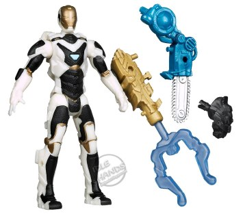 Hasbro - Starboost Iron Man