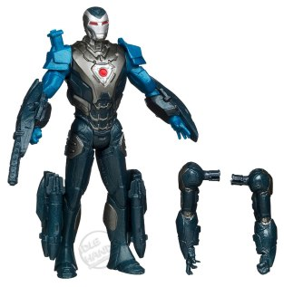 Hasbro - Stealth Tech Iron Man