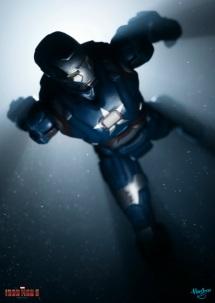 Hasbro - Iron Patriot