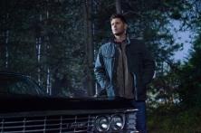 Dean and his lovely faithful partner, the Impala