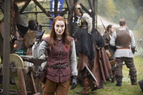 Images from Ep 8.11 - LARP and the Real Girl