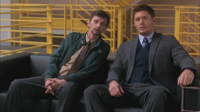 9 - Dean and Garth