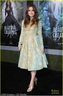 'Beautiful Creatures' premieres at the Chinese Theatre [USA ONLY]