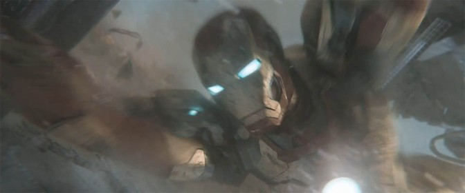 Iron Man 3 Official Trailer