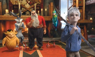 APphoto_Film Review The Rise of the Guardians