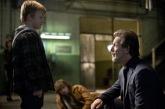 Callum Seagram Airlie as Oliver, John Reardon as Prometheus and John Novak as Zeus