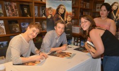 The Host book signing - Coral Gables, FL