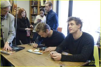 The Host book signing - Washington, D.C.