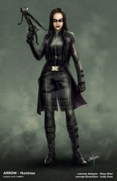 cw_arrow___huntress_by_andypoondesign-d5nslbf