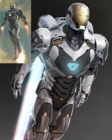 Deep Space Armor