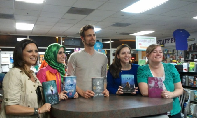 Spring into the Future authors