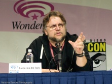 Direct of Pacific Rim (and ubergeek), Guillermo del Toro