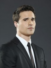 Agent Grant Ward (Brett Dalton)