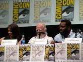 The Walking Dead panel