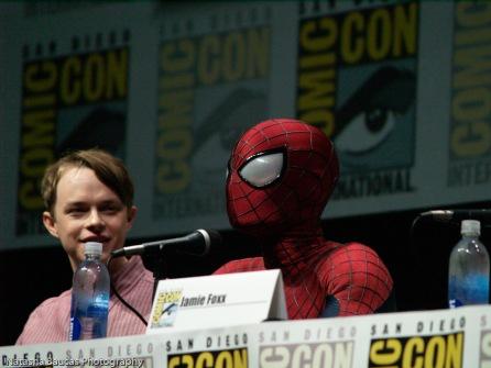The Amazing Spider-Man 2 panel