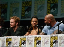 Guardians of the Galaxy panel
