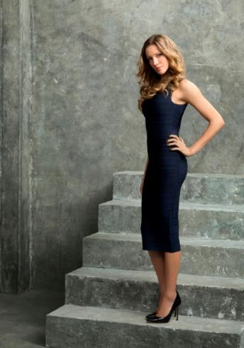 Katie Cassidy as Laurel Lance