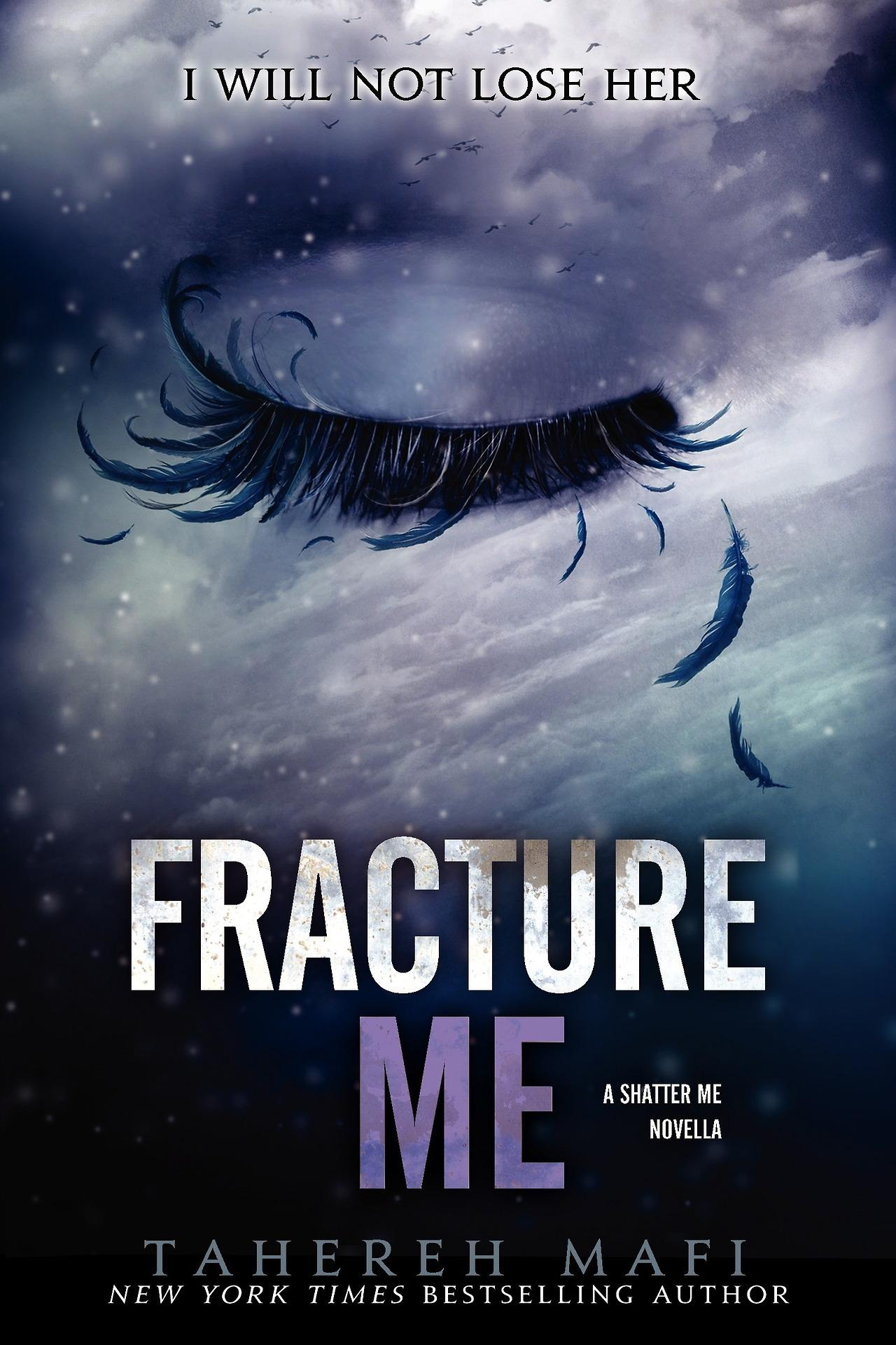 Book Cover Series Pepito ~ Um pouco sobre tudo resenha fracture me ignite